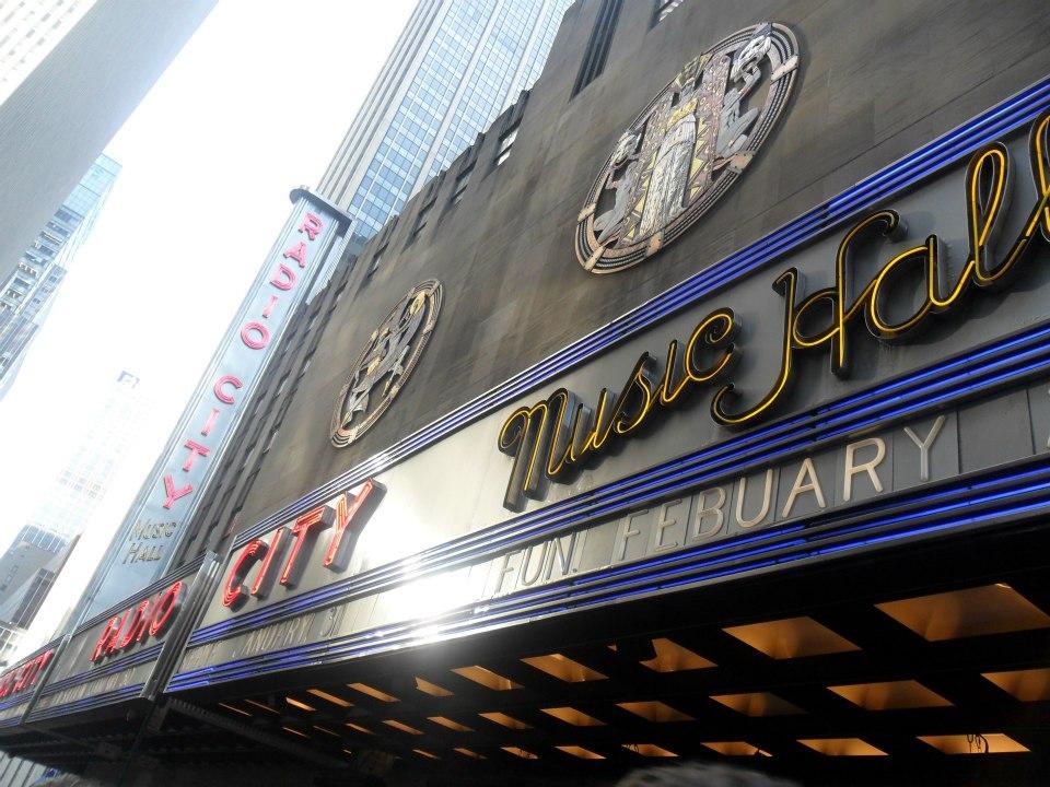 Radio City Music Hall, NYC Christmas Spectacular