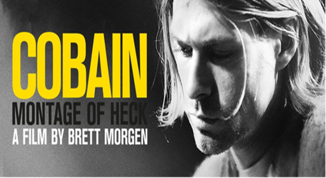 kurt cobain montage of heck a film by brett morgen cover