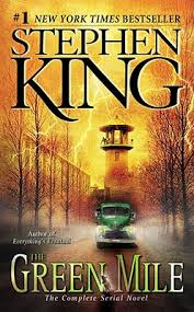 The Green Mile by Stephen King book cover