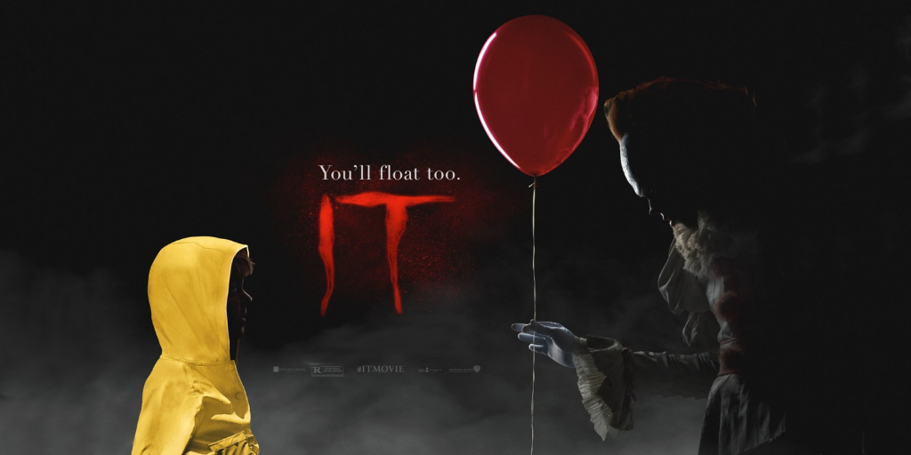 Georgie and it - top five horror movies