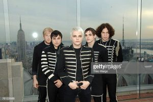 my chemical romance on the black parade tour