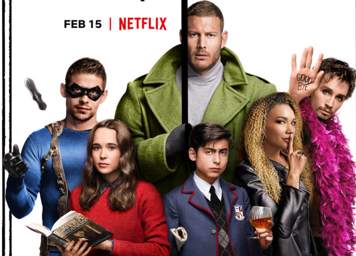 The umbrella academy cast netflix adaption